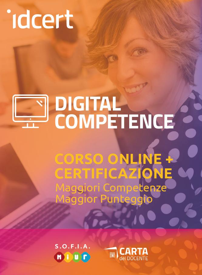 digital competence idcert